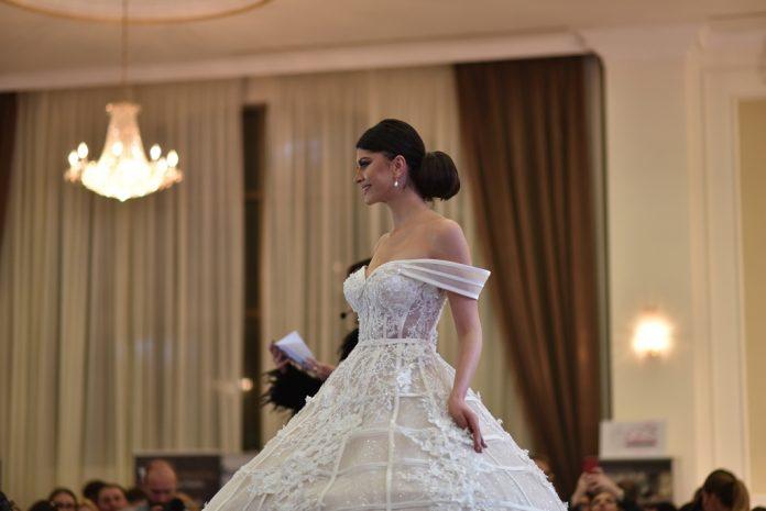 Анѓела јакимовска/саем за венчавки/атеље жана